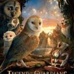 Legenda o sovích strážcích